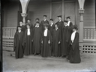 Graduating class of Pomona College (1903)