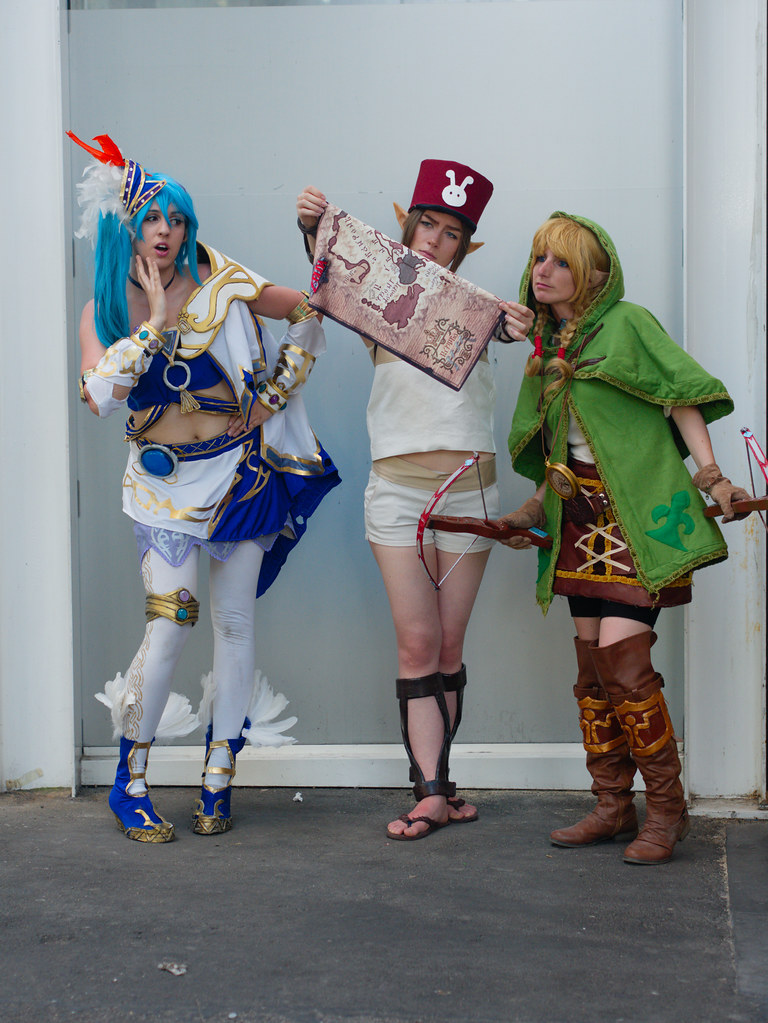 related image - Japan Expo 2016 - P1450520