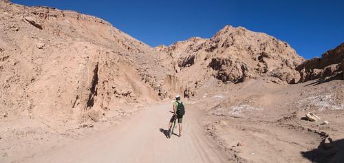 San Pedro de Atacama: el Valle de la Muerte o de Marte (la Vallée de la Mort ou de Mars)