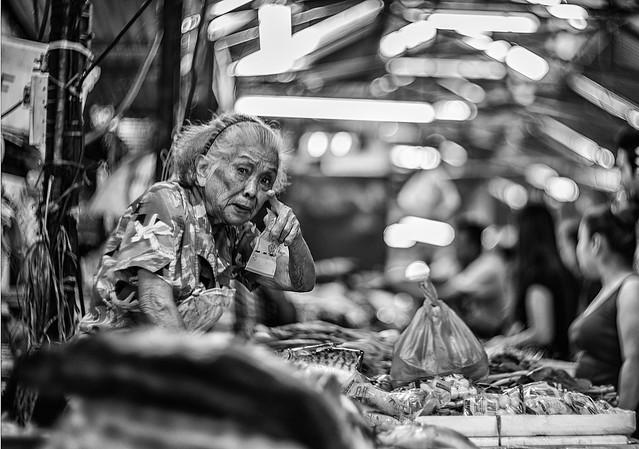 Petaling Street Wet Market