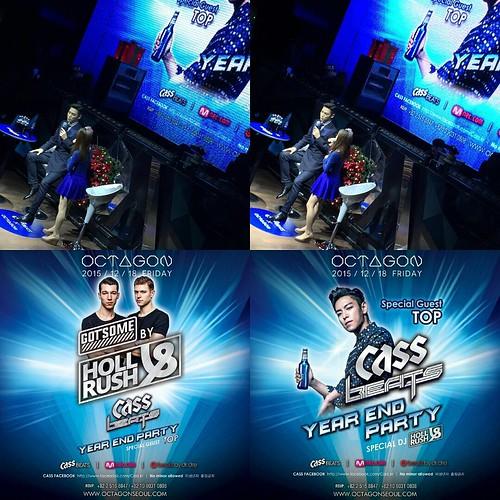 TOP - Cass Beats Year End Party - 18dec2015 - jang_a_sung - 01