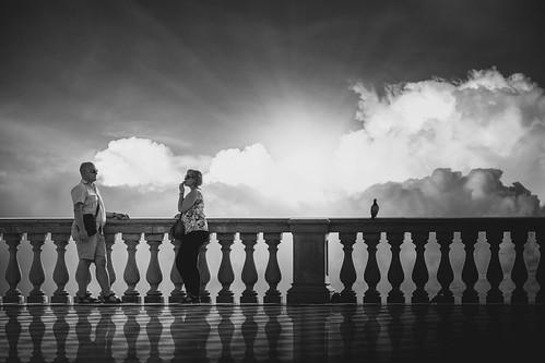 Il terrazzo dell'Olimpo