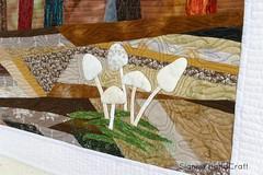 detail, mashrooms