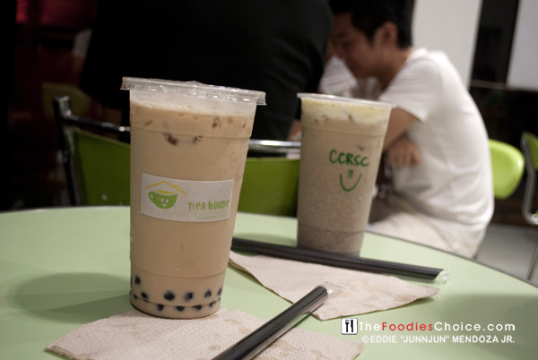 TrEA House Milk Tea Shop Iloilo