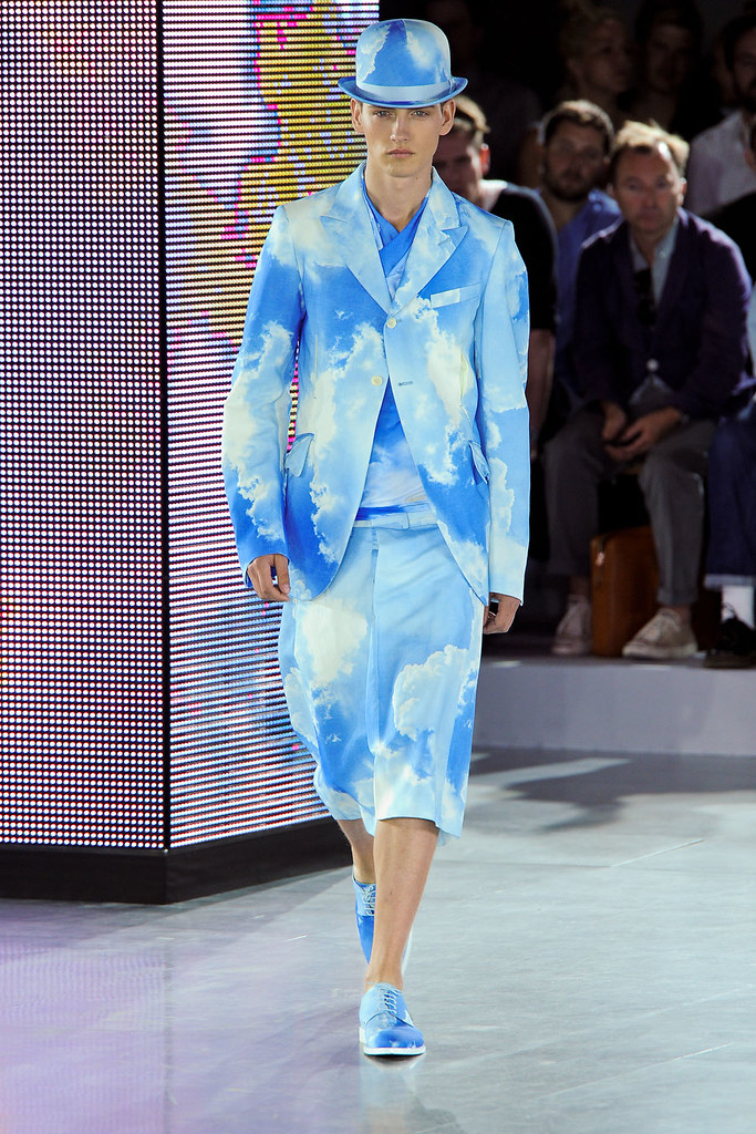 Jakob Hybholt4032_SS13 Paris John Galliano(VOGUE)