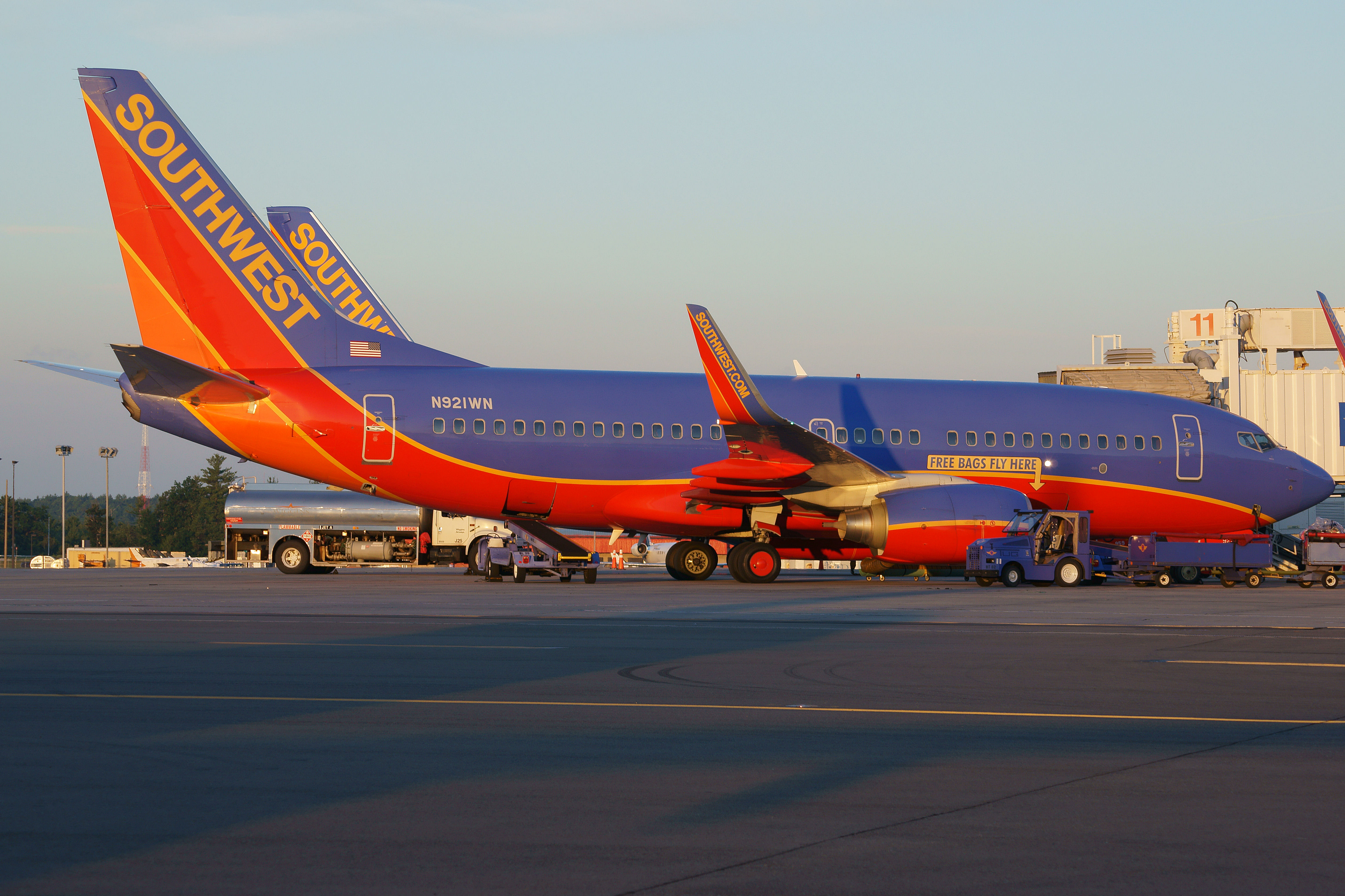 Southwest Airlines Analysis