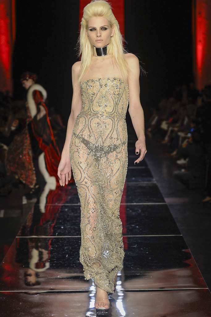 Andrej Pejic3309_FW12 Paris Jean Paul Gaultier Haute Couture(VOGUE)