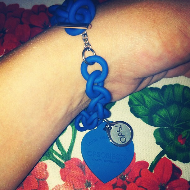 My new ops love #jewels #bijoux #opslove