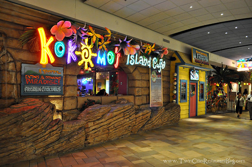 Kokomo's Island Cafe ~ Mall of America, MN