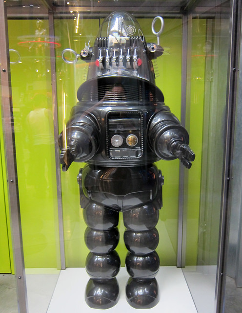 Forbidden Planet - Robby the Robot | Flickr - Photo Sharing!