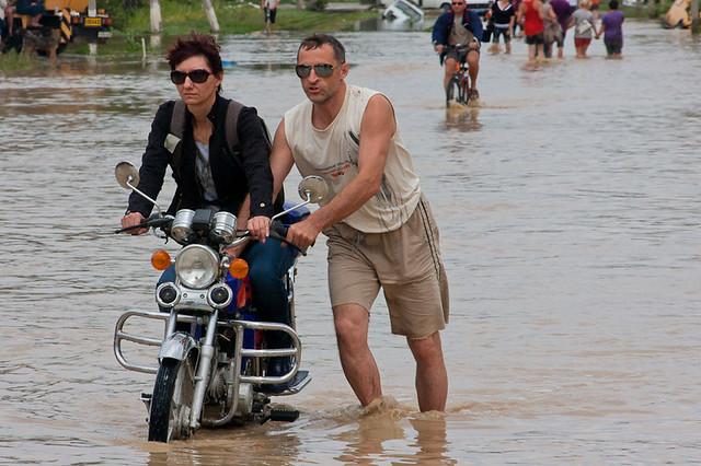 Крымск. Наводнение. Дырчик