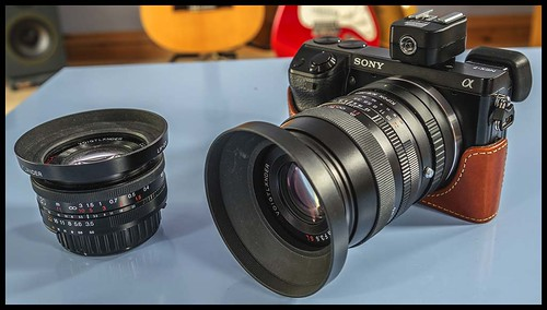 Sony NEX-7 Voigtlander 90 mm F3.5 SL II APO-Lanthar Voigtlander 20 mm F3.5 Color Skopar SL II