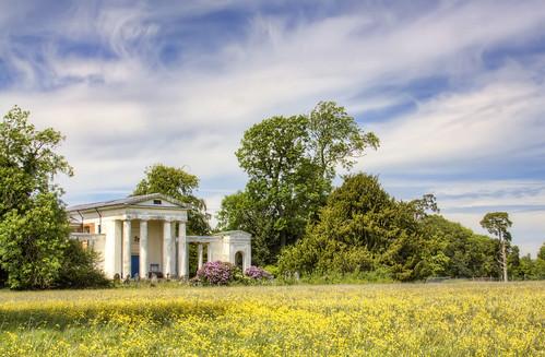 hertfordshire ayotstlawrence roantrum palladianchurch