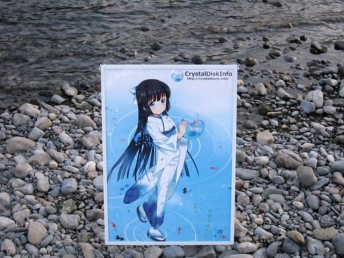 CrystalDiskInfo Shizuku Edition