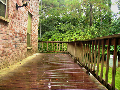 CrabAppleLane Back Deck - July 8, 2012