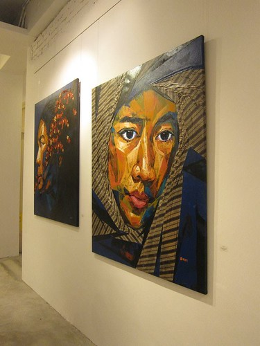 Face2Face - A Solo Exhibition by Rofizano Zaino