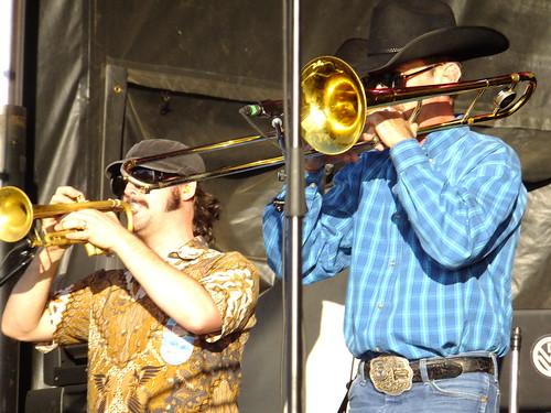 Orgone at Ottawa Bluesfest 2012