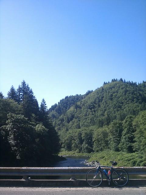 BFF, necanicum river
