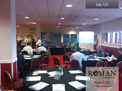 #Project252 - Day 133: Stoke City FC play hosts to the BMA's AGM