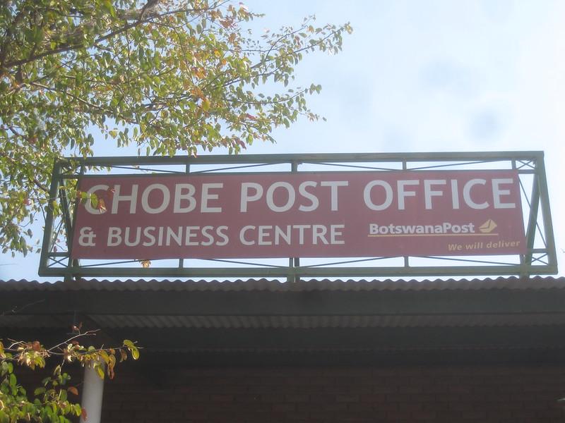 Chobe Town Botswana Africa