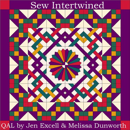 Sew Intertwined Quilt
