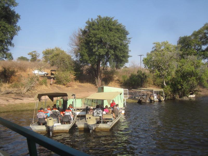 Chobe Botswana Permits Africa