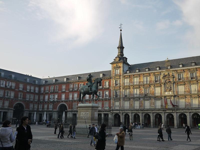 馬德里主廣場 Plaza Mayor