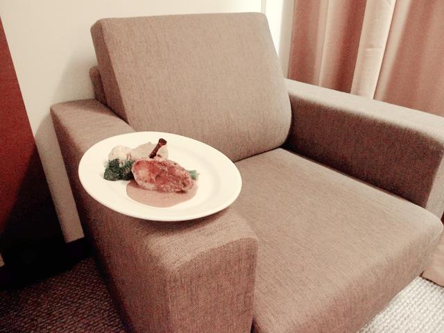 room service dinner bintan