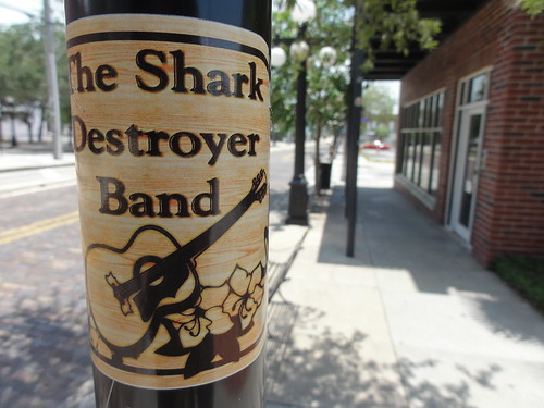The Shark Destroyer Band