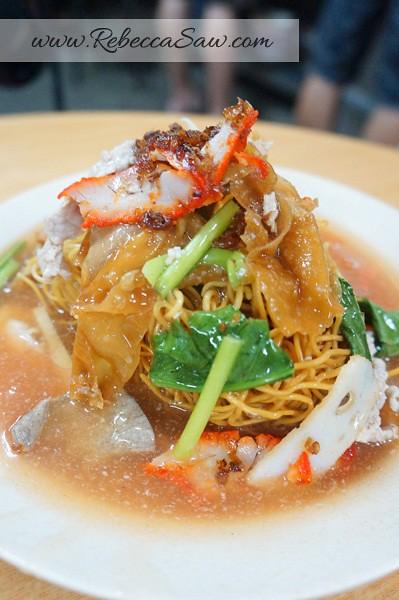 Tomato Kiaw Mee Stall, Kampung Stutong Baru, Sarawak-004