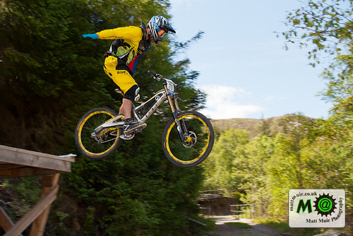 Photo ID 117 - 70  Miran  VAUH  -, Fort William MTB World Cup 2012 by mattmuir.co.uk