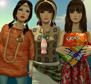 .::Mother Goose's::./Wasabi Pills(hair fair)/Tokid/:pesca/:)BCC - NEW!