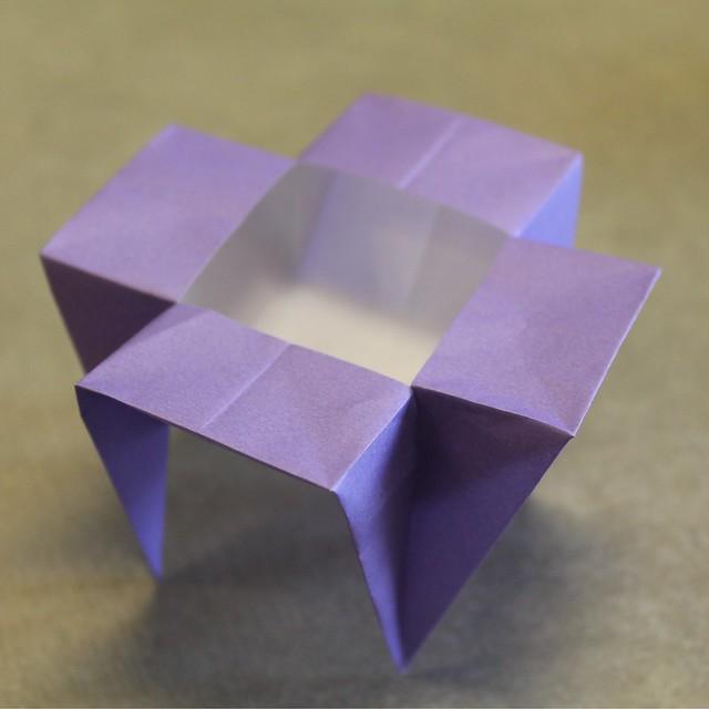 Origami Japanese Puzzle Box Instructions | Japanese puzzle box ... | 640x640