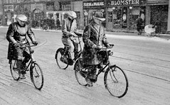 Danish Bicycle History - Some Things Never Change