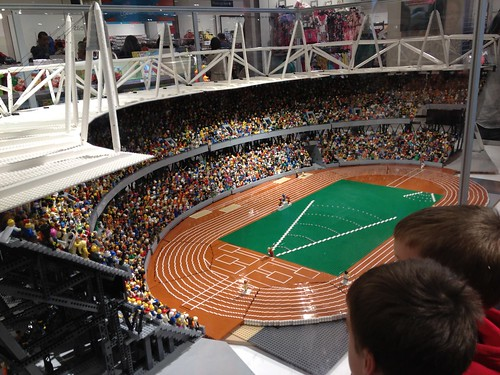 Lego Olympic Stadium