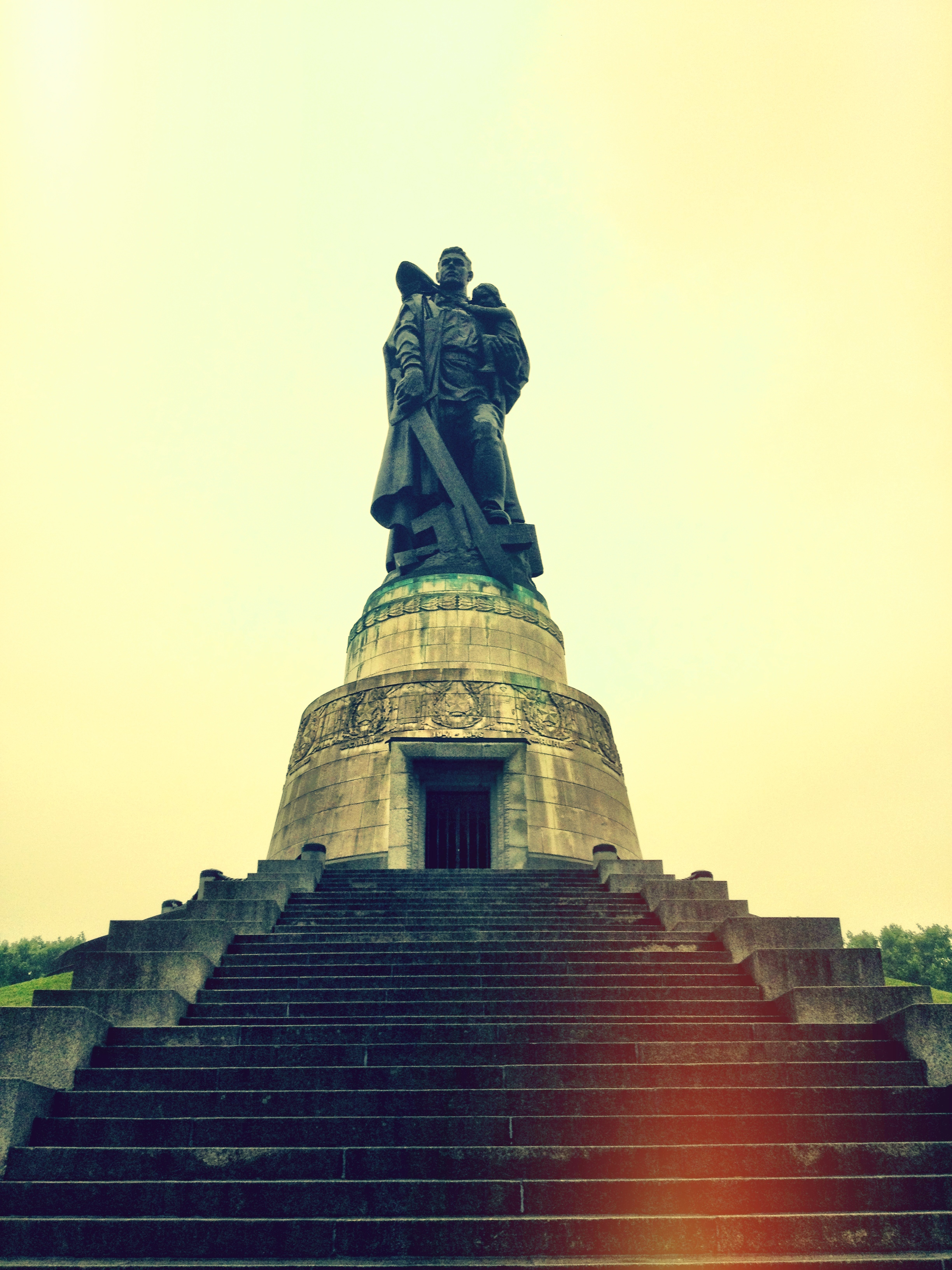 Berlin Soviet Memorial: Treptower Park