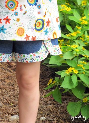 Oliver + S Picnic Shorts