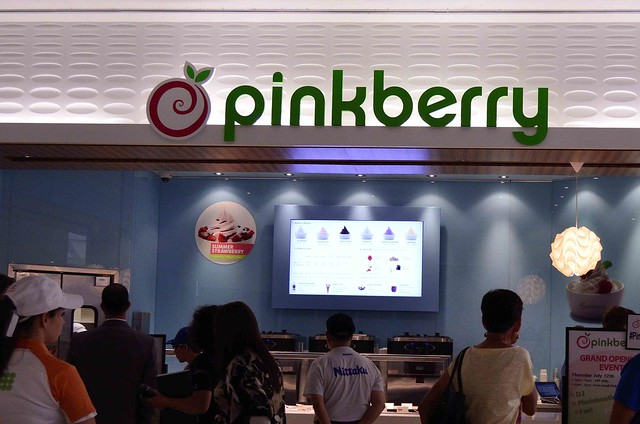 Pinkberry Frozen Yogurt