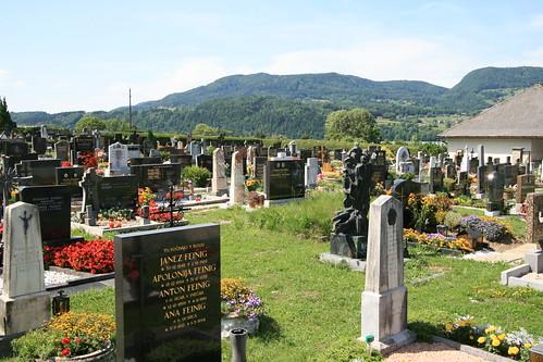 Friedhof Suetschach (Sveče)