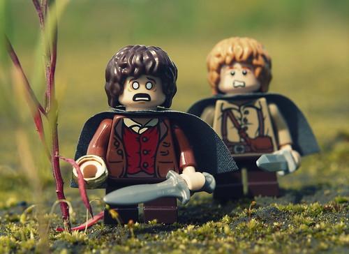 Hobbit Freak Out