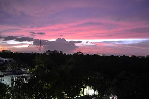 Dhaka Sunset