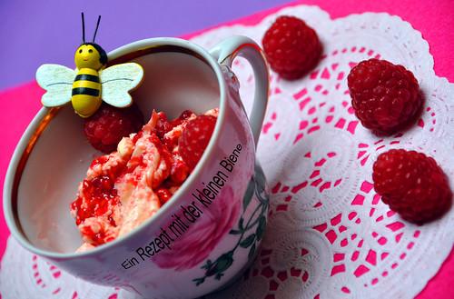 Rezept Imkerin Honig Wiesenhonig Blütenhonig heimische Kräuter Wildkräuter wild kochen Natur