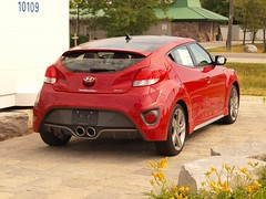 automobile, automotive exterior, hyundai, wheel, vehicle, automotive design, city car, hyundai veloster, bumper, land vehicle, coupã©,