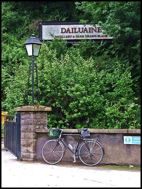 Dailuaine Distillery.