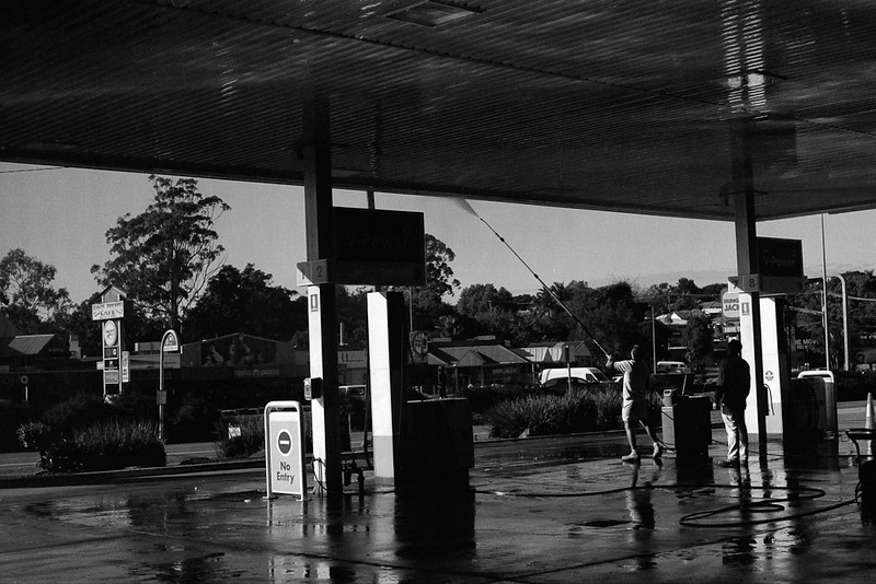 Petrol Station, near Pacific Motorway, QLD