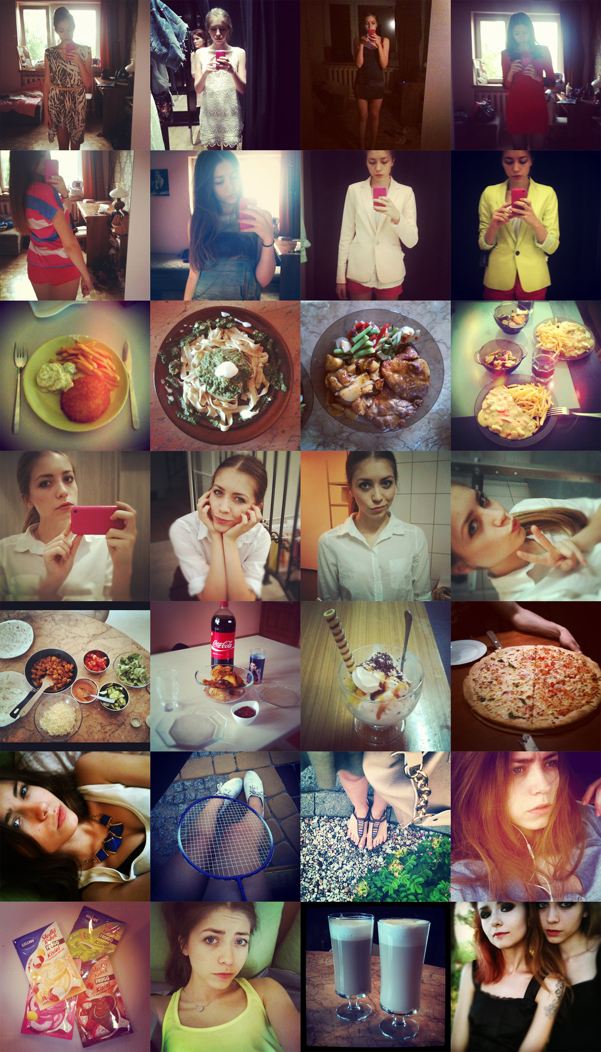 PHOTO MIX: Insta-July