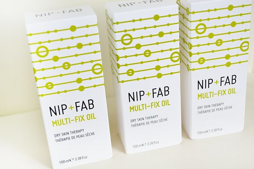 Nip + Fav Multi Fix Oil Offer ASOS