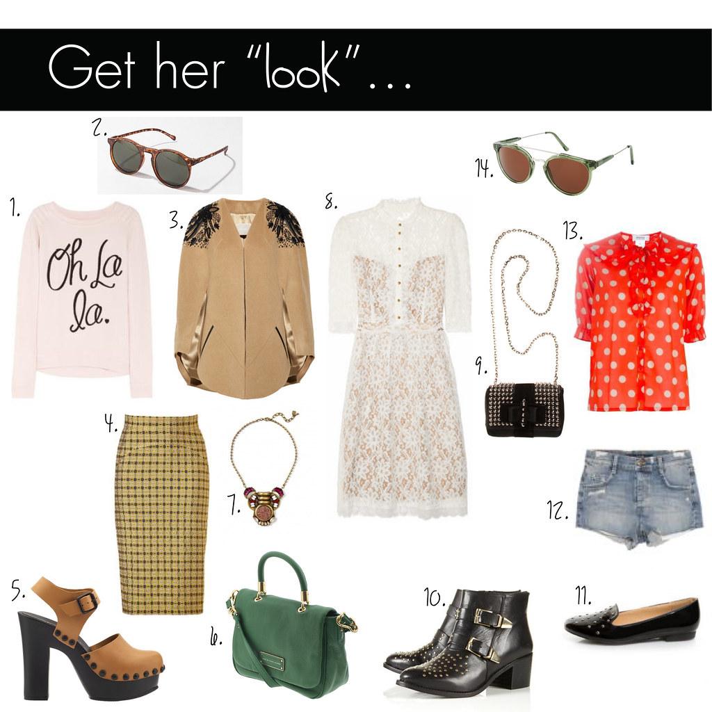 get her look