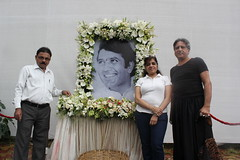 Farewell Mr Rajesh Khanna Shot By Marziya Shakir 4 Year Old by firoze shakir photographerno1