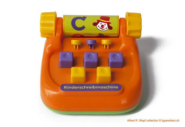 Kinderschreibmaschine kik